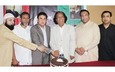 دبئی میں آصف علی زرداری کی 63ویں سالگرہ منائی گئی، پی پی پی یو اے ای کی طرف سے مبارکباد