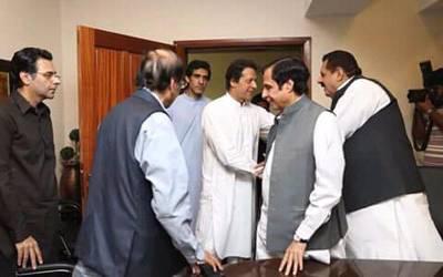 نئے پاکستان کے پرانے چہرے!!!