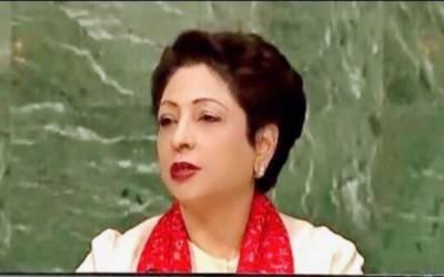 اقوام متحدہ میں پاکستان کی مستقل مندوب ڈاکٹر ملیحہ لودھی بنی گالہ پہنچ گئیں