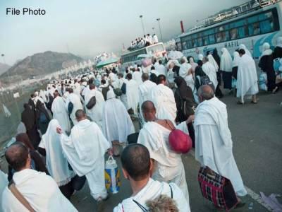 7 لاکھ 19 ہزار 385 عازمین حج کی حجاز آمدہوچکی ہے:سعودی ایمیگریشن