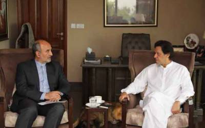 عہدہ سنبھالنے کے بعد عمران خان ایران کے ساتھ کس منصوبے پر تیزی سے کام شروع کردیں گے؟ جان کر ہر پاکستانی کو بے حد خوشی ہوگی