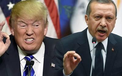 ترکی نے امریکہ کے خلاف سب سے بڑا قدم اُٹھالیا، وہ کام کردیا جو آج تک کوئی ملک نہ کرسکا تھا