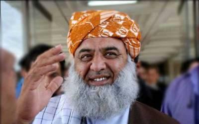 امیر جے یو آئی (ف)مولانا فضل الرحمن 13 برس بعد وزرا کالونی سے رخصت ہو گئے
