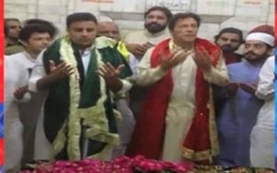 متوقع وزیر اعظم عمران خان کا اہلیہ بشریٰ بی بی کے ہمراہ دربار بابا فرید پر آمد کا امکان، پاکپتن میں سکیورٹی ہائی الرٹ