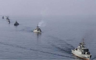 امریکہ سے کشیدگی، ایران نے خلیج فارس میں جنگی مشقیں شروع کردیں