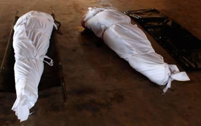 ہنگو، جائیداد کے تنازع پر 2 گروپوں میں فائرنگ سے دو بھائیوں سمیت4 افراد جاں بحق