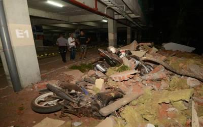 انڈونیشیا میں 6 اعشاریہ 9 شدت کا زلزلہ، 142 افراد جاں بحق، 200 سے زائد زخمی