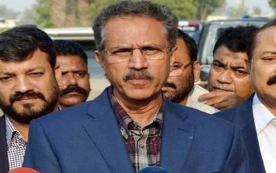تحریک انصاف سے معاہدہ کرنے کے علاوہ کوئی آپشن نہیں تھا،میئر کراچی