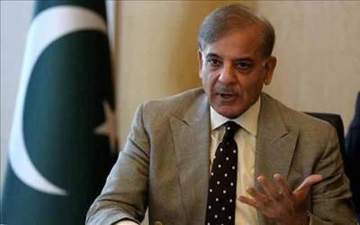 این اے 249 کراچی کا الیکشن کالعدم قرار دیا جائے، شہباز شریف نے درخواست دیدی
