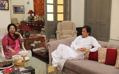 اقوام متحدہ میں پاکستان کی سفیر ملیحہ لودھی سے عمران خان کی ملاقات، کپتان نے انہیں کھری کھری سنا دیں کیونکہ۔۔۔