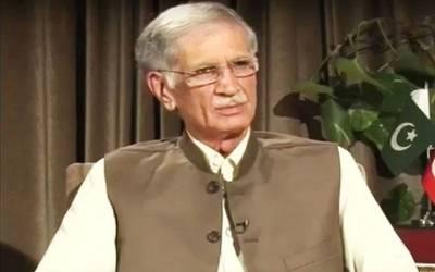 پرویز خٹک وزارت اعلیٰ کی دوڑ سے باہر،عمران خان نے محمود خان کے نام پر رائے طلب کر لی