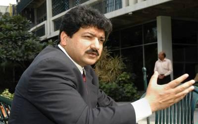 ' شاہ محمود قریشی کو دل کا عہدہ مل گیا، وہ وزیرخارجہ نہیں بننا چاہتے تھے کیونکہ ۔ ۔ ۔' حامد میر نے تہلکہ خیز دعویٰ کردیا
