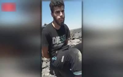 شام میں داعش نے السویدہ سے یرغمال بنائے گئے طالب علم کا سرقلم کردیا