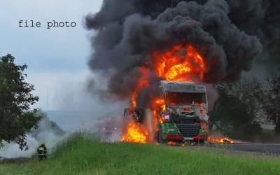 اٹلی ،ایئرپورٹ کے نزدیک ٹرک میں دھماکا،1شخص جاں بحق ،40افرادزخمی