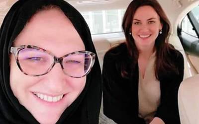ڈرائیونگ کی اجازت ملنے کے بعد 2 سعودی بہنوں نے ایسا کام شروع کردیا جس کا سعودی لڑکیاں کبھی سوچ بھی نہ سکتی تھیں