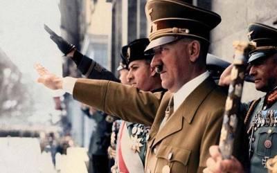 ہٹلر نے بیلیسٹک میزائل،فضائی بموں سے لندن کو تباہ کرنے کی کوشش کی: رپورٹ