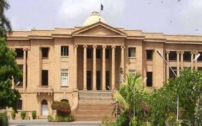 سندھ ہائی کورٹ بنچ کاپی ایس 21پرراجاخان مہرکی جیت کا نوٹیفکیشن روکنے کاحکم