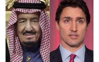 سعودی عرب نے کینیڈا سے تمام تعلقات ختم کر لیے، لیکن کینیڈین حکومت نے ایسا کیا کام کیا تھا کہ اتنا غصہ چڑھ گیا؟ وہ بات جانئے جو لوگوں کو معلوم نہیں