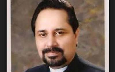 جہانگیر ترین نے ہم کو اس بات کی یقین دہانی کروائی ہے :سینٹر عتیق الرحمن نے نجی ٹی وی پر ایسی چیز لہرائی کہ ایم کیو ایم کے کارکن خوش ہوگئے