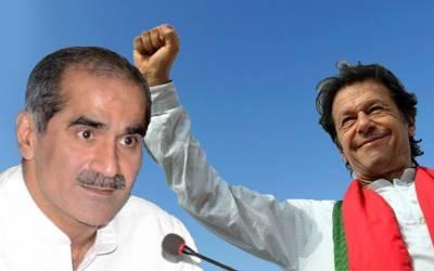 عمران خان کے 35 ووٹ بوگس نکلے ہیں، ری کاؤنٹنگ میں ڈالی جانیوالی رکاوٹوں سے پردے اٹھنے لگے:سعدرفیق کا دعویٰ