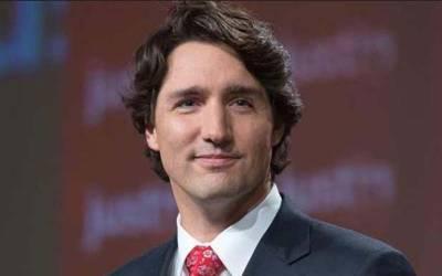 سعودی بائیکاٹ مسترد ، انسانی حقوق کیلئے آواز اٹھاتے رہیں گے :کینیڈین وزیر اعظم