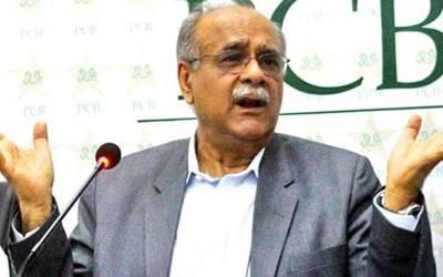 ''نجم سیٹھی اپنی عزت نفس کو سامنے رکھتے ہوئے ۔ ۔ ۔'' چیئرمین پی سی بی کی اہلیہ بھی میدان میں آگئیں، اعلان کردیا