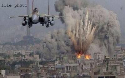مقبوضہ بیت المقدس میں اسرائیلی بمباری سے 3 فلسطینی شہید، 8 زخمی
