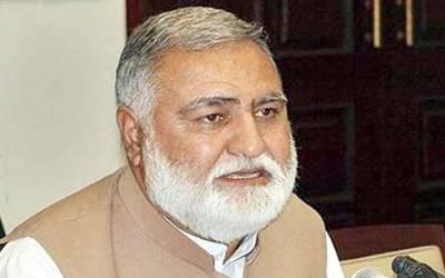 سابق وزیر اعلی خیبر پختونخوا اکرم خان درانی پر حملے میں ملوث ملزمان بنوں سے گرفتار