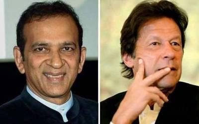 بھارتی ہائی کمشنر کی چیئرمین تحریک انصاف عمران خان سے ملاقات، پاک بھارت تعلقات پرتبادلہ خیال