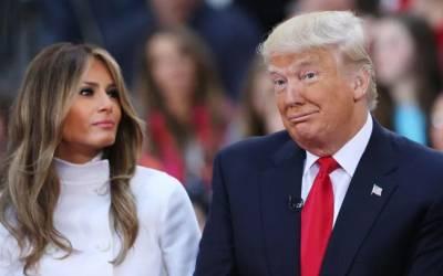 تارکین وطن کے مخالف ٹرمپ نے بیوی کے سامنے گھٹنے ٹیک دئیے، ساس سسر کو امریکی شہریت دیدی