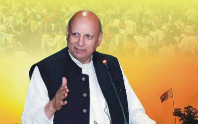پنجاب ایک بڑا صوبہ ہے ، آئینی ذمہ داریوں کے ذریعے عوامی خدمت کروں گا: چوہدری محمد سرور