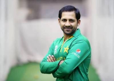 اگلا جشن آزادی عالمی کپ کے ساتھ منائیں گے: سرفراز احمد