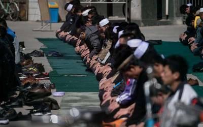 کس دوست ملک میں مسلمانوں نے مسجد کی مسماری کےخلاف دھرنا دے رکھا ہے ، جان کر شائد آپ کویقین نہ آئے