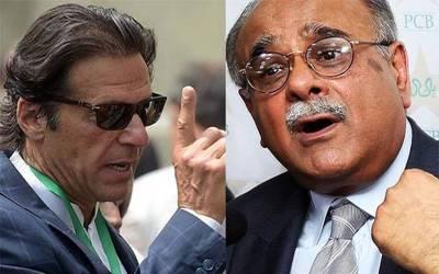 نجم سیٹھی ہتک عزت کیس، عمران خان کے جواب جمع نہ کرانے پر دوبارہ نوٹس جاری