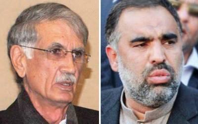 پی ٹی آئی کے نامزد سپیکر اسد قیصر اور پرویز خٹک نے صوبائی اسمبلی کی نشستیں چھوڑ نے کا اعلان کر دیا