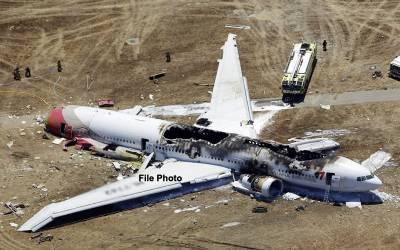 امریکا، سیاٹل کے ایئرپورٹ سے ''چرایا''گیا کمرشل طیارہ گر کر تباہ