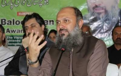 حکومت سازی کیلئے بلوچستان عوامی پارٹی کی پوزیشن واضح ، بی این پی اور متحدہ مجلس عمل کوئی فیصلہ نہ کرسکی