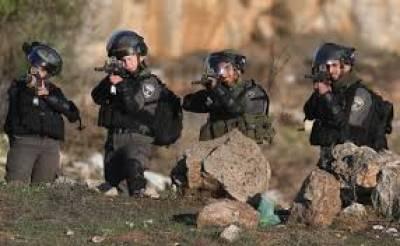 اسرائیلی فوج کی فائرنگ سے مزید 2فلسطینی شہید 307زخمی