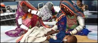 مٹھی میں غذائی قلت سےمزید7 بچے جاں بحق