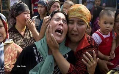 چین میں 10 لاکھ اویغور مسلمان بہت بڑے خفیہ کیمپ میں زیر حراست