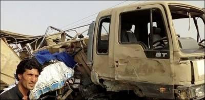 ڈی آئی خان: مسافربس اورسکیورٹی فورسز کی گاڑی میں تصادم' 6 اہلکارشہید