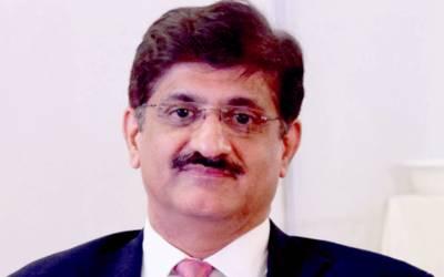 حکومت کے پہلے ہفتے میں ہی پانی کے مسئلے کے حل کیلئے کام کروں گا:مراد علی شاہ
