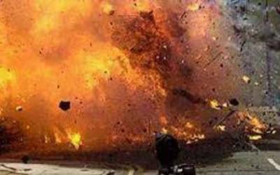 نوشکی میں مسجد روڈ کے قریب دھماکا،11 افراد زخمی