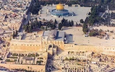 مسجد اقصیٰ کی پکار