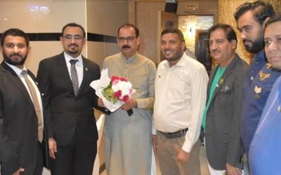 پاکستان کریسنٹ سوسائٹی کویت کی جانب 71 ویں یوم آزادی کے موقع پرشاندار پروگرام کا انعقاد کیا گیا
