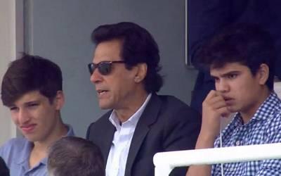 نومنتخب وزیراعظم کی تقریب حلف برداری ، عمران خان نےاپنے بچوں کو آنے سے خود منع کیا: جمائما