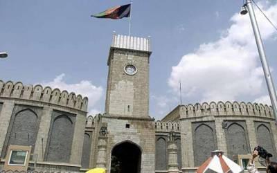 افغانستان میں صدارتی محل پر دہشتگردوںکا راکٹوں سے حملہ، جوابی کارروائی میں 2 ہلاک