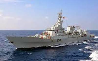 پاک بحریہ کے جہازپی این ایس اصلت کاتیونس کی بندرگاہ کادورہ،مشن کمانڈرکی کمانڈرتیونس کوسٹ گارڈ،بیس کمانڈرسے ملاقاتیں