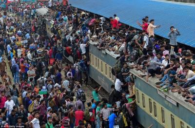 بنگلہ دیش سے عید الاضحیٰ کی ایسی تصویر سامنے آگئی کہ دیکھ کر شیخ رشید کی آنکھیں کھلی کی کھلی رہ جائیں گی