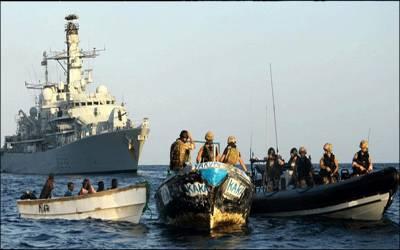 بھارت نے 9 پاکستانی ماہی گیروں کو گرفتار کرلیا